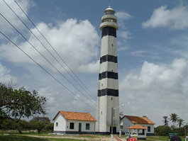 Preguiças Lighthouse
