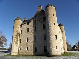 Замок Метвен