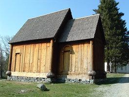 Haltdalen Stave Church