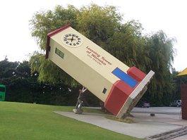 Puzzling World, New Zealand
