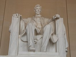 أبراهام لينكولن (تمثال 1920)