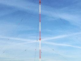 Aholming transmitter