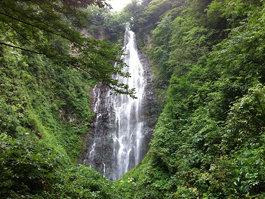 Akaishi Keiryū Anmon no Taki Prefectural Natural Park