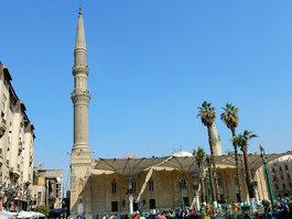 Мечеть Аль-Хуссейн