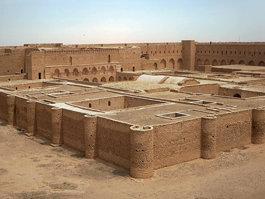 Al-Ukhaidir Fortress