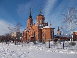 Александро-Невский собор (Курган)