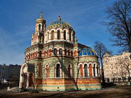 Alexander Nevsky Cathedral, Łódź