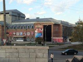 Ալթայի երկրամասի երաժշտական կոմեդիայի պետական թատրոն