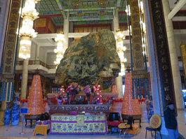 Anshan Jade Buddha