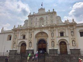 Antigua Guatemala Cathedral