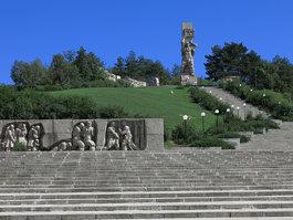 Apriltsi Memorial Complex