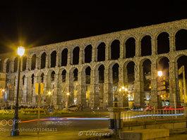 Aquädukt bei Segovia