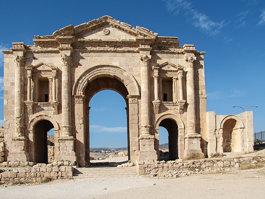 Arch of Hadrian (Jerash)