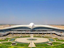 Flughafen Aşgabat