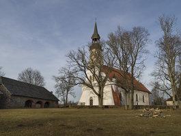 Astijärve kirik