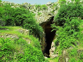 Grotte di Azokh