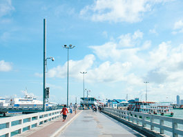 Bali Hai Pier