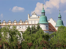 Leszczyński-Palast (Baranów Sandomierski)