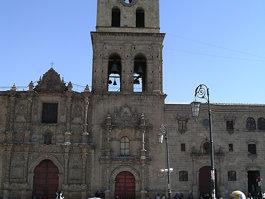 Basílica de San Francisco (La Paz)