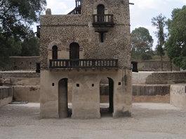 Bath of Fasiledes