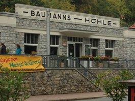 Baumann's Cave