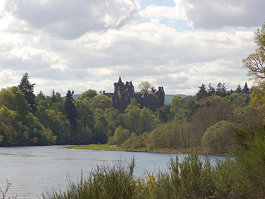 Beaufort Castle, Scotland