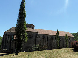 Beaulieu-en-Rouergue Abbey
