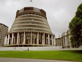 Beehive (New Zealand)