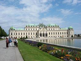 Belvedere-Garten, Wien