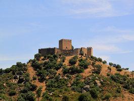 Замок Белвер