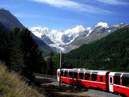 Linha da Bernina