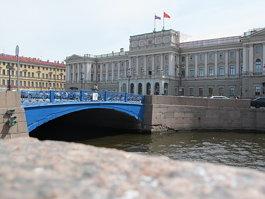 Синий мост (Санкт-Петербург)