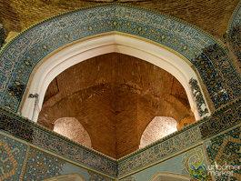 Kabud-Moschee