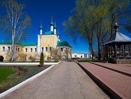 Борисоглебский Песоцкий монастырь