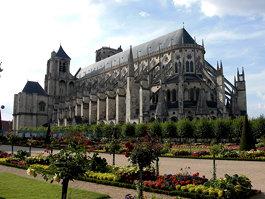 Katedrala Saint Etienne u Bourgesu