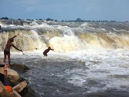 Boyoma Falls