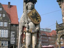 פסל רולנד בברמן