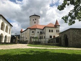 Будатинський замок