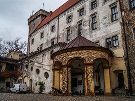 Burg Ottmachau