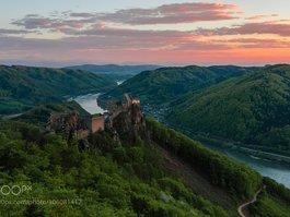Castillo de Aggstein