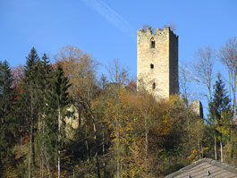 Burgruine Sturmberg