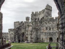 Castelo de Caernarfon