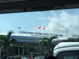Камрань (аеропорт)