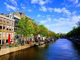 Kanal-kanal Amsterdam
