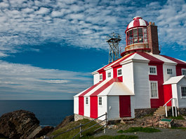 Cape Bonavista Light