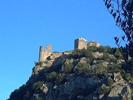 Castillo de Alange
