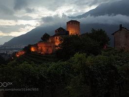 Castillo de Castelgrande