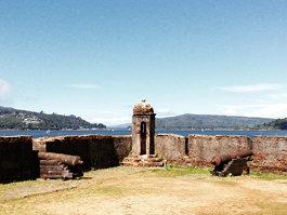 Castillo de San Sebastián de la Cruz