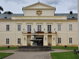 Castle Kynžvart