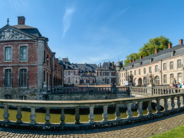 Castle of Belœil